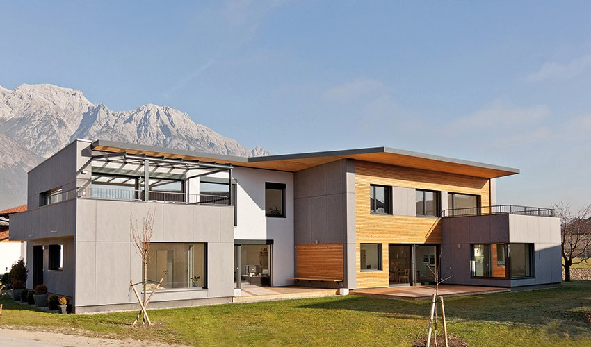 Doppelhaus 