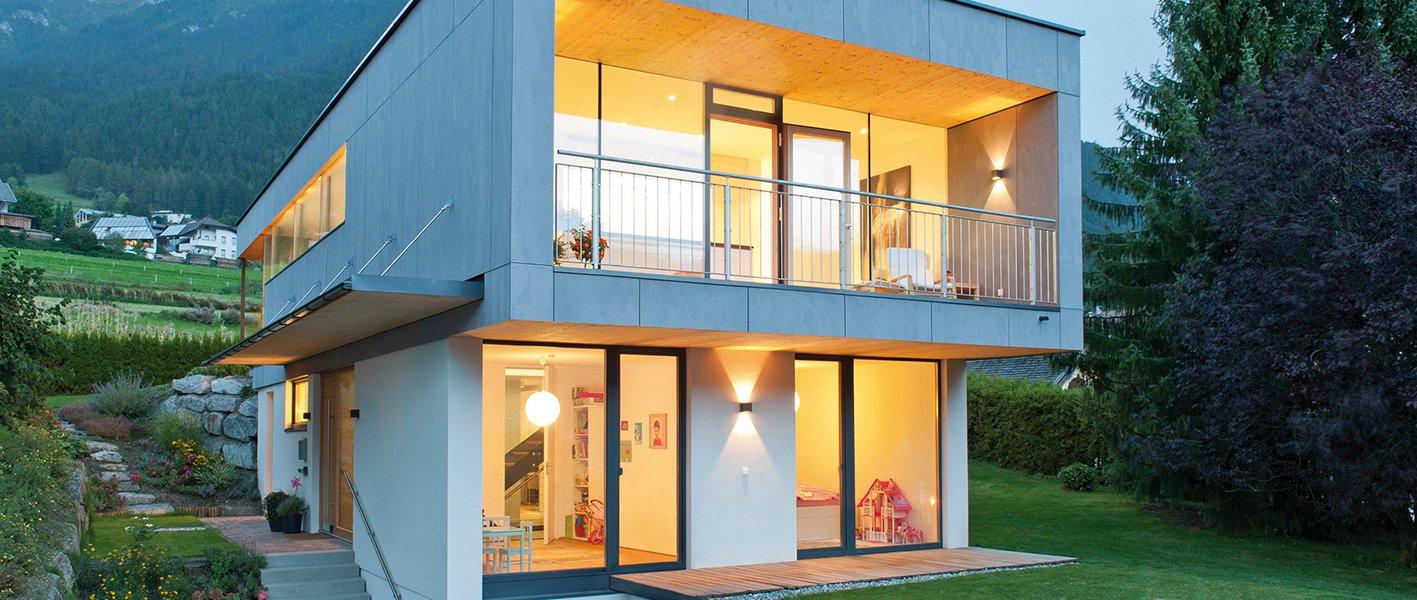Home Schafferer Holzbau Holzhaus Navis Tirol